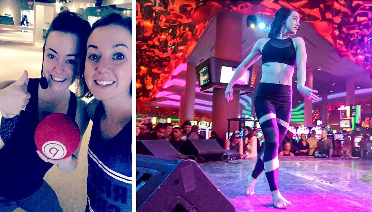 Dance Careers - Fitness Instructor Allison Kayati