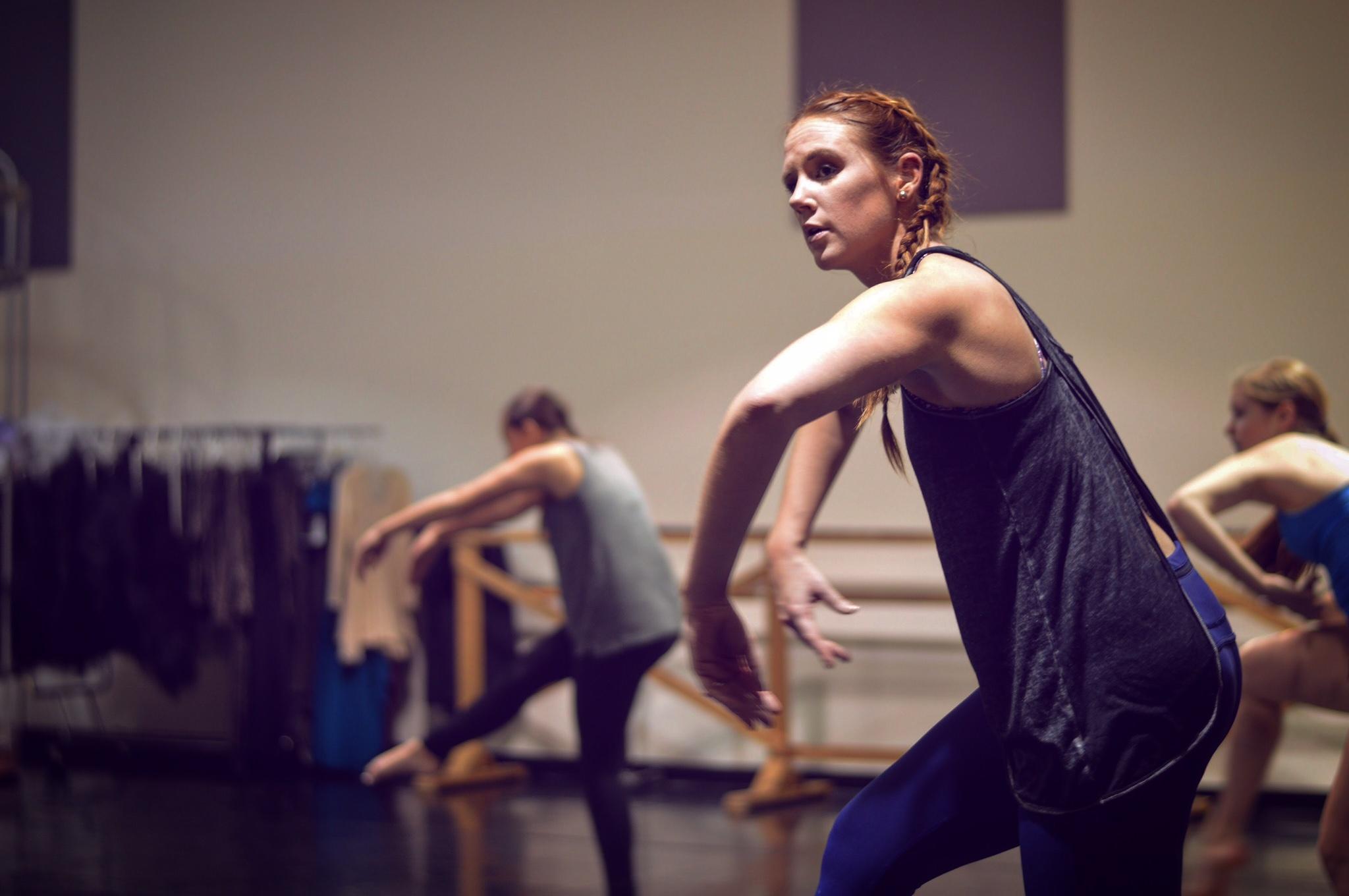 Dance careers - Choreographer Mollie Sylvestre